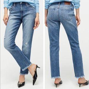 NWOT J.Crew Slim Boyfriend Jeans